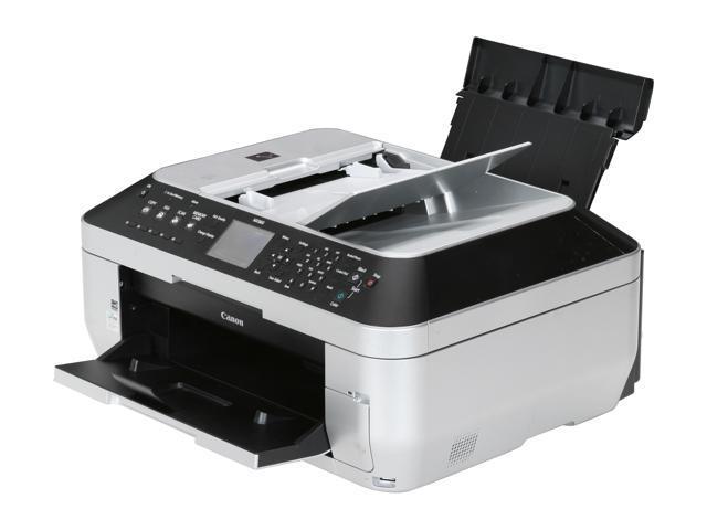 refurbished canon pixma mx860 3301b019aa black esat 8 4 ipm black rh newegg com Canon MX860 Support Canon PIXMA Wireless Printer Manual