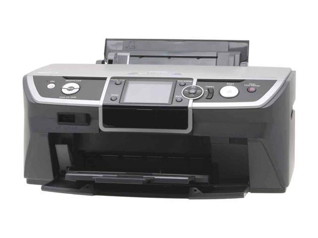 EPSON Stylus Photo R380 C11C658011 Up To 30 Ppm Black Print Speed 5760 X 1440 Dpi