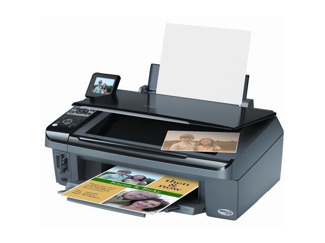 epson stylus cx8400 c11c690201 printer newegg com rh newegg com Install Epson Stylus CX8400 Epson Ink Cartridges
