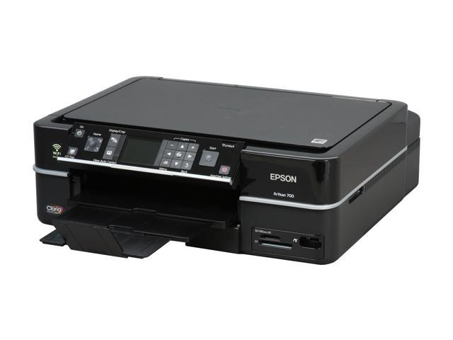 epson artisan 700 up to 38 ppm black print speed 5760 x 1440 dpi rh newegg com Epson Artisan 725 Epson Artisan 730 Waste Ink Pads