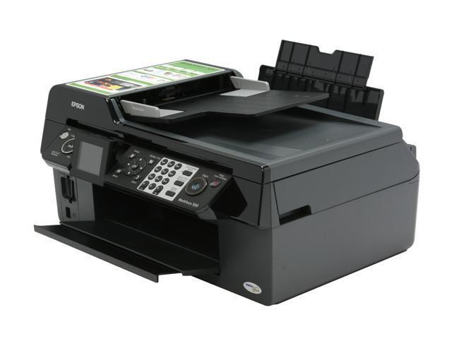epson workforce 500 up to 33 ppm black print speed 5760 x 1440 dpi rh newegg com Epson Workforce 500 Parts Epson Service Parts
