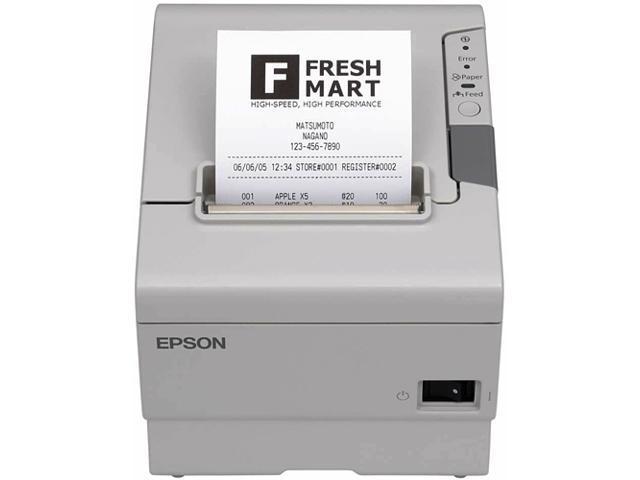 Epson TM-T88V directa de impresora térmica - imprimir recibo - computadora  de escritorio - monocromática - Newegg com