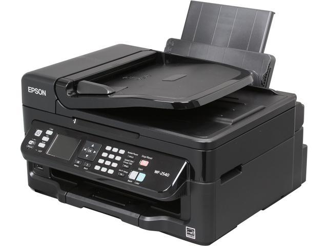 EPSON WF 2540 DRIVERS WINDOWS XP
