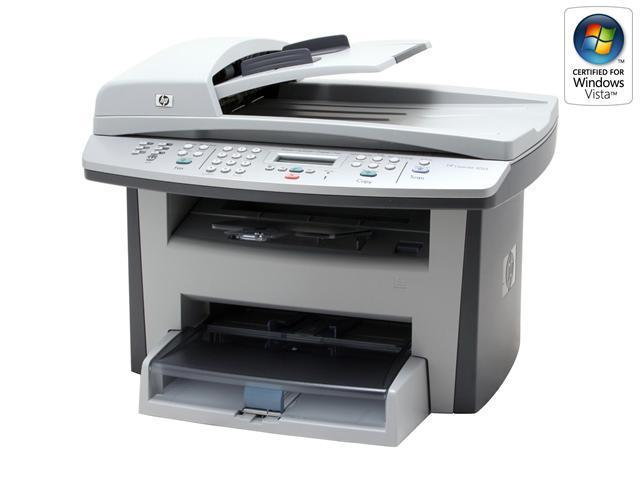hp laserjet 3055 mfc all in one up to 19 ppm monochrome laser rh newegg com HP LaserJet 3055 Controls HP LaserJet 3055 Toner