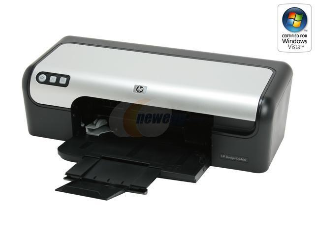 HP DESKJET D2460 PRINTER DRIVERS WINDOWS XP