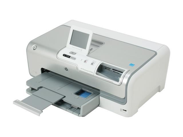 HP Photosmart D7460 Printer Troubleshooting