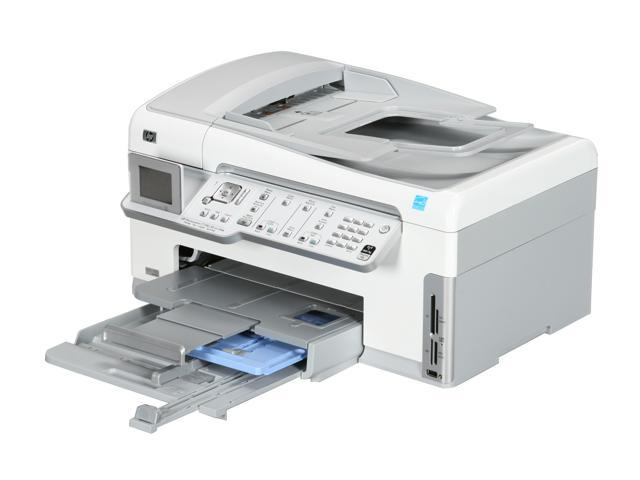 HP Photosmart C7280 CC567A Up to 34 ppm 4800 x 1200 dpi Wireless Inkjet MFC / All-In-One Color Printer
