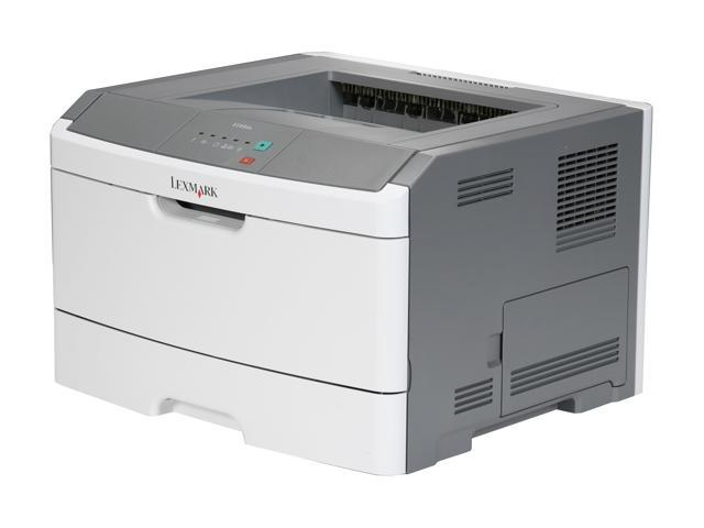 lexmark e series e260dn workgroup up to 35 ppm monochrome laser rh newegg com Software Lexmark E260d Lexmark E260dn Printer