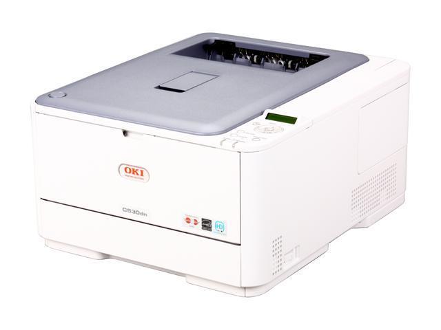 OKI C5600 Printer - won t work with Windows 10