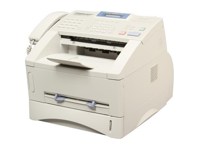 BROTHER FAX-4750E PRINTERSCANNER DRIVER DOWNLOAD