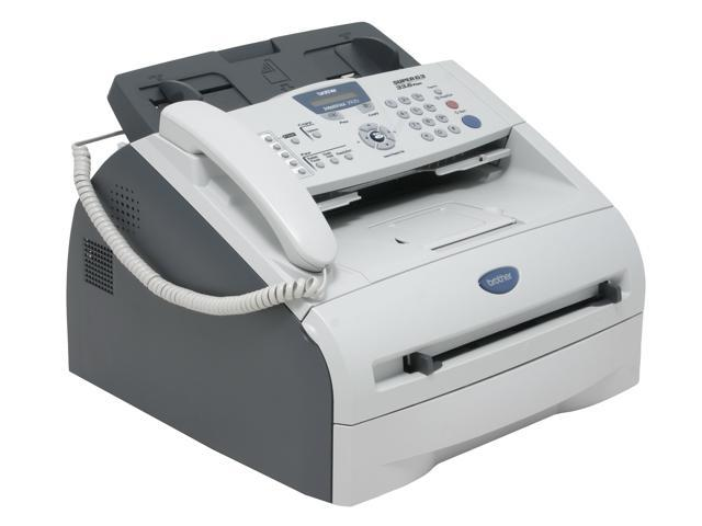 brother fax 2920 33 6kbps high speed laser fax newegg com rh newegg com Brother 2920 Drum Brother 2920 Drum