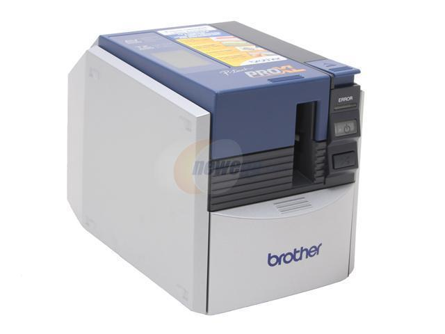 BROTHER PT-9500PC NETWORK DESCARGAR CONTROLADOR