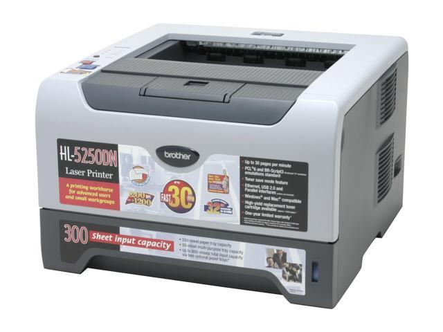 Hl-5250dn | mono laser printers | brother uk.