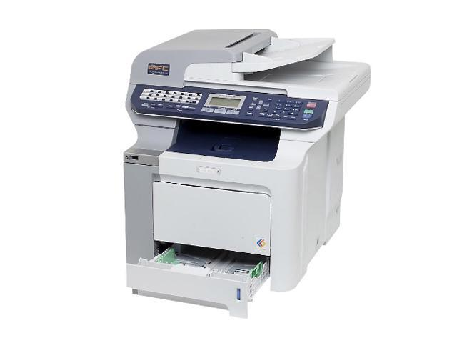 brother mfc-9840cdw paperport