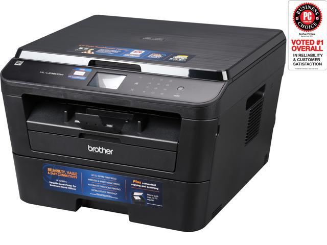 BROTHER PRINTER HL L2380DW DRIVER FOR WINDOWS
