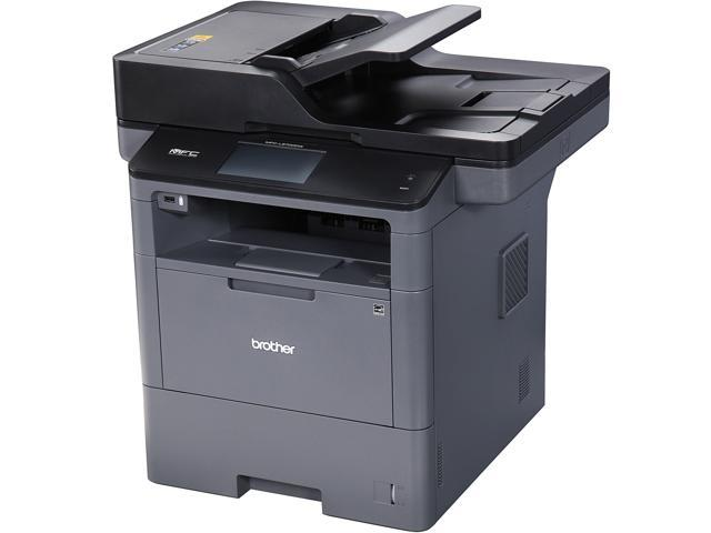cf3820883 Brother MFC-L6700DW Wireless Duplex All-in-One Monochrome Laser Printer