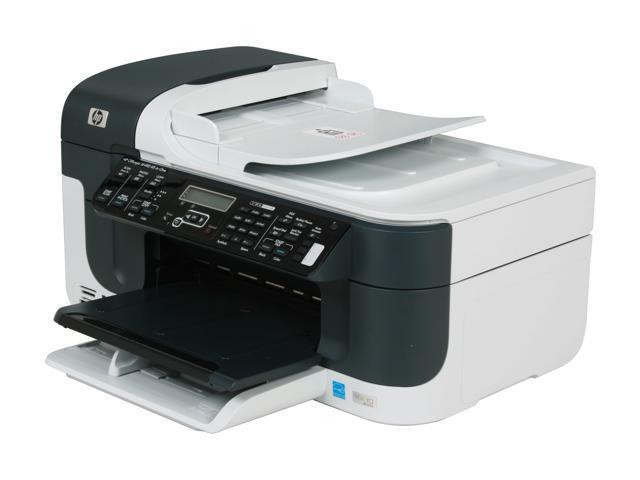 hp officejet j6480 wireless thermal inkjet mfc all in one color rh newegg com Install HP Officejet Pro 6830 Install HP Officejet Pro 8630
