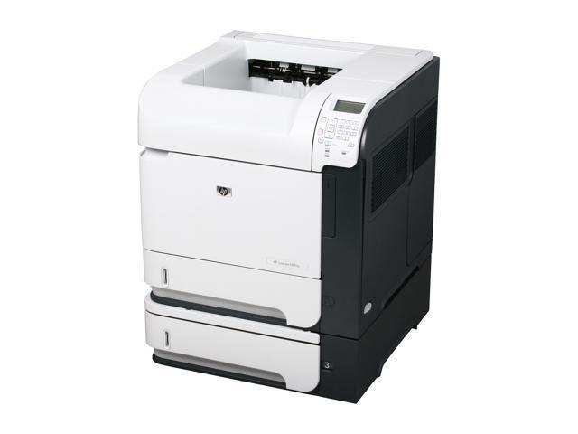 HP LaserJet P4015x Monochrome Printer Model CB511A w// Used Toner