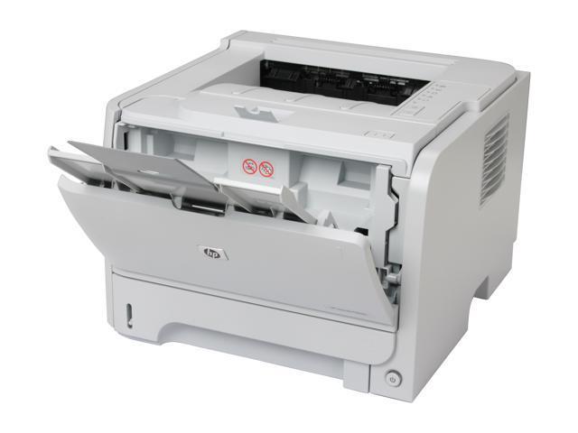 hp laserjet p2035n ce462a workgroup up to 30 ppm monochrome laser rh newegg com hp 2035n printer troubleshooting hp 2035 n printer driver