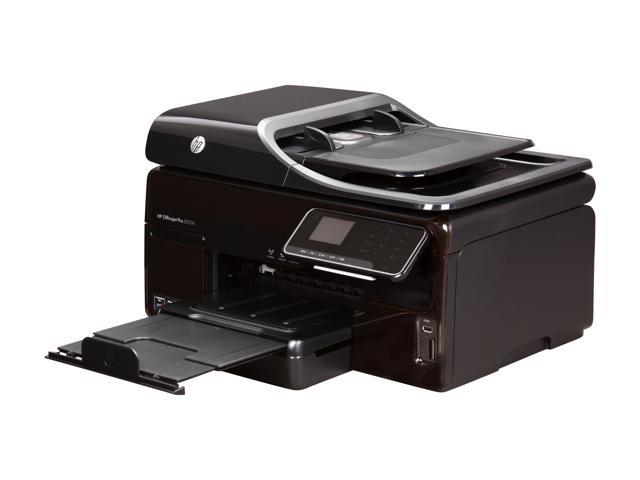 HP Officejet Pro 8500A CM755A Up to 15 ppm Black Print Speed 4800 x 1200 dpi Color Print Quality Wireless Thermal Inkjet MFC / All-In-One Color Printer