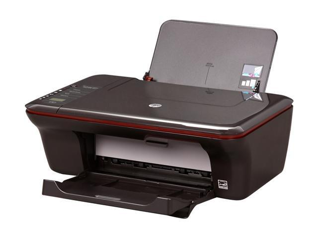 hp deskjet 3050 printer software mac