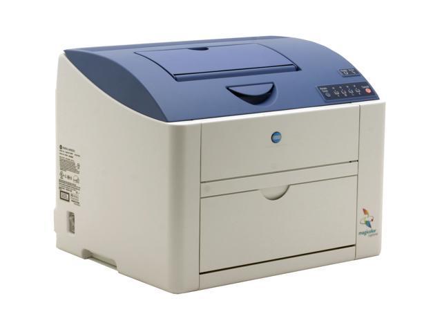 konica minolta magicolor 2400w 5250220 100 printer newegg com rh newegg com Konica Minolta Magicolor 1600W Toner Printer Konica Minolta 4690MF Printer Stand For