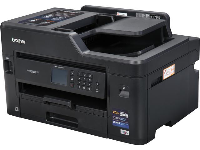 Brother MFC-J5330DW All-in-One Wireless Color Inkjet Printer with Automatic Duplex Printing