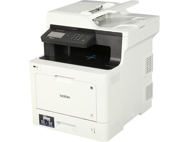 Brother MFC-L8610CDW Wireless Duplex All-in-One Color Laser Printer -  Newegg ca