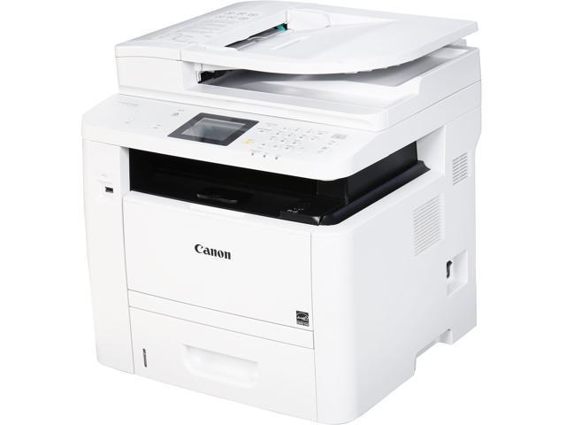 Canon imageCLASS D1550 wireless Monochrome Multifunction laser printer with  Duplex printing, 35 ppm - Newegg com