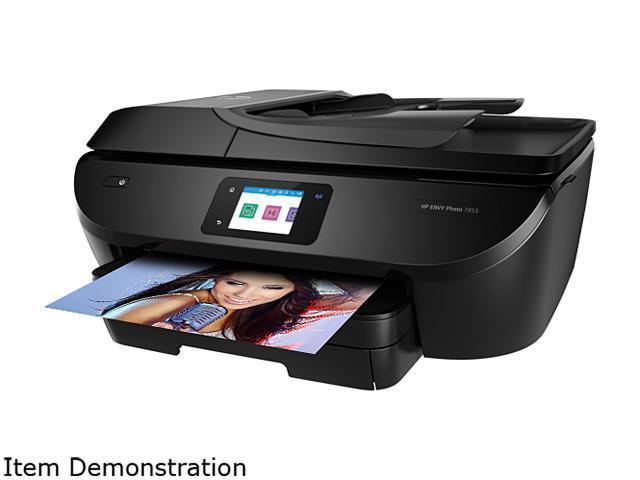 HP ENVY Photo 7855 Wireless All In One Color Inkjet Printer