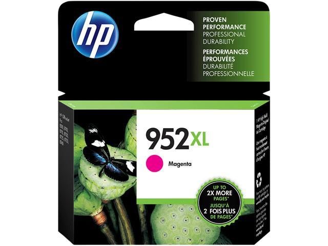 HP 952XL High Yield Ink Cartridge - Magenta