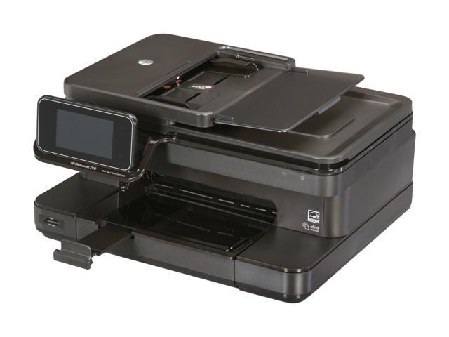 hp photosmart 7510 cq877a printer newegg com rh newegg com hp 7510 printer user manual HP 7510 All in One