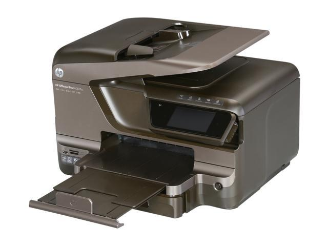Hp Officejet Pro 8600 Plus Up To 20 Ppm Black Print Speed 4800 X