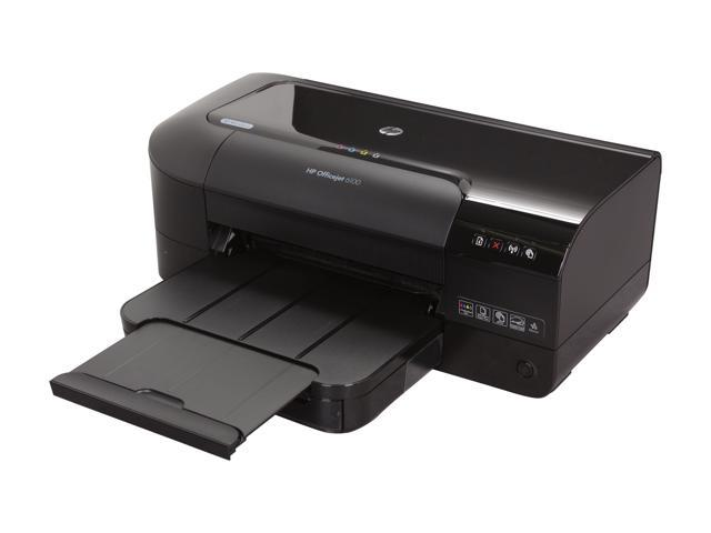 HP Officejet 6100 Up To 16 Ppm ISO Black Print Speed 4800 X 1200