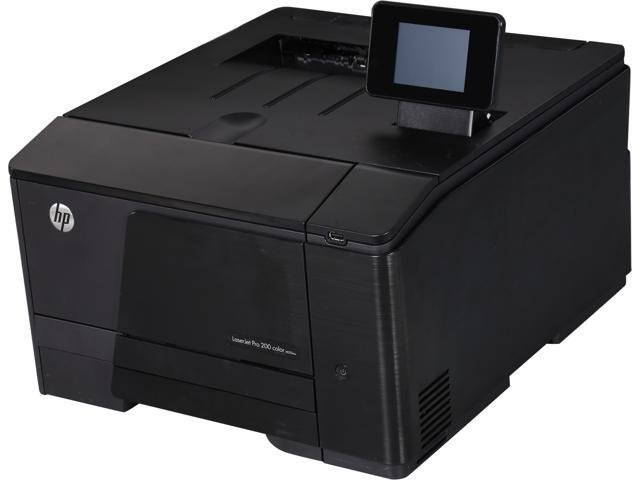 HP LaserJet Pro 200 color M251nw Workgroup Up to 14 ppm 600 x 600 dpi Color  Print Quality Color Wireless 802 11b/g/n Laser Printer