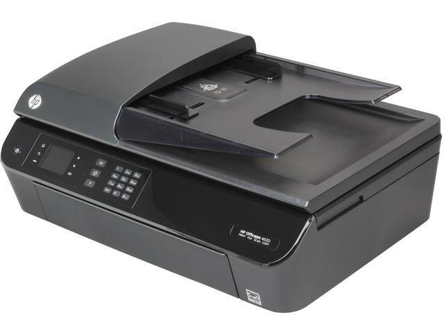 HP Officejet 4630 HP Thermal Inkjet MFP Color Printer w/ 2