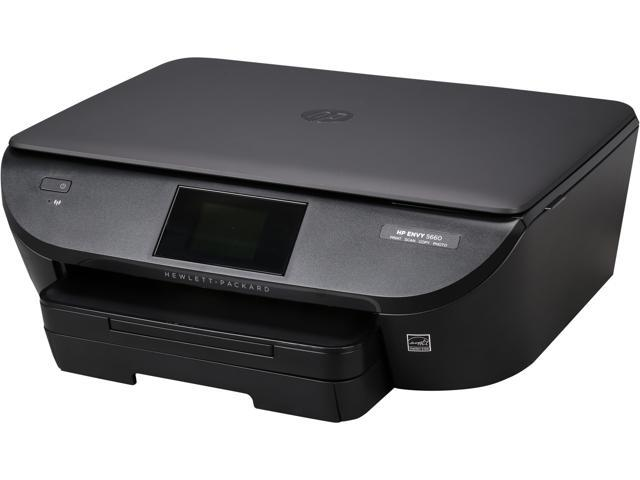 Hp Envy Photo 5660 Wireless All In One Color Inkjet Printer Neweggcom