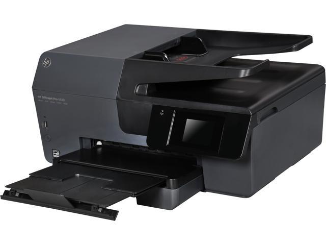 Used - Like New: HP Officejet Pro 6830 (E3E02A) Duplex e-All-in-One Printer  - Newegg com