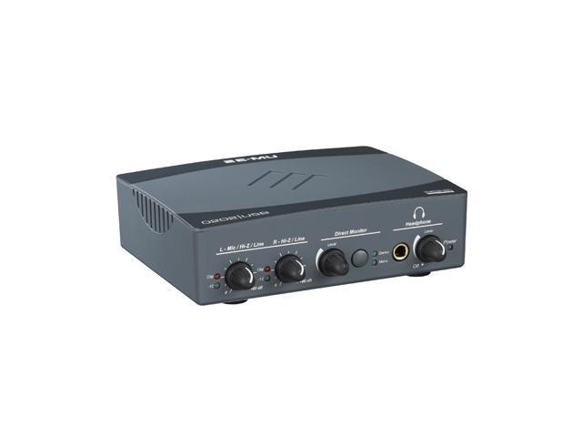 E-MU 0202 24-bit 192KHz USB 2 0 Audio Interface