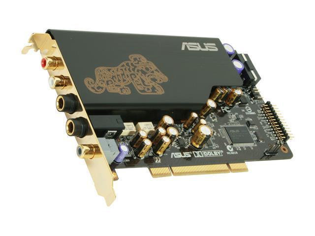 DRIVER FOR ASUS XONAR ESSENCE STX AUDIO CARDS