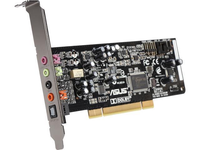 ASUS XONAR DG PCI 5.1 DRIVER FOR WINDOWS MAC