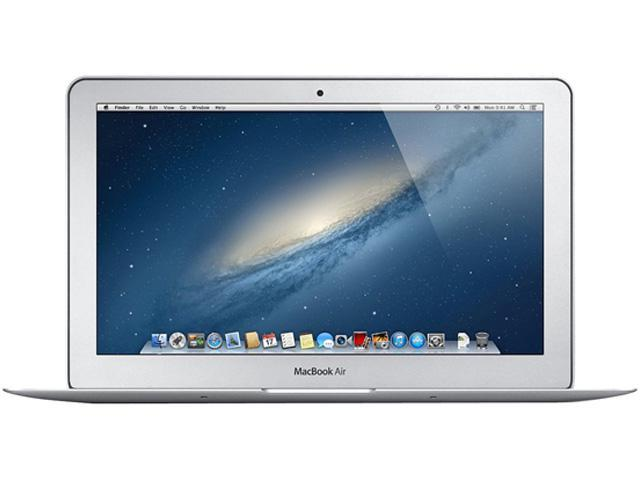 Refurbished: Apple Grade C Laptop MacBook Air MD711LL/A-C Intel Core i5 4250U (1.30 GHz) 4 GB ...