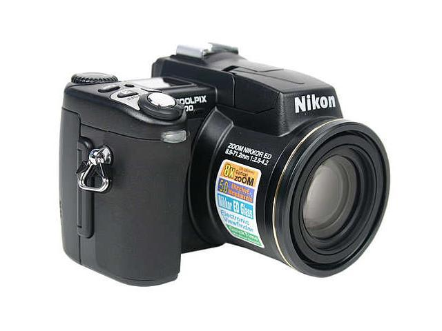 nikon coolpix 5700 black 5 0 mp 8x optical zoom digital camera rh newegg com Nikon Coolpix Owners Manual 2000 Nikon Coolpix P90 Manual