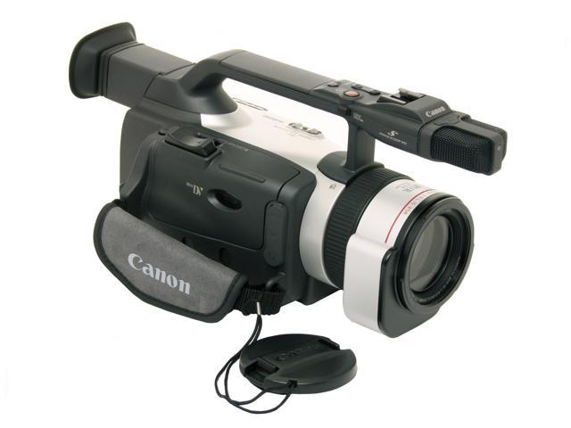 canon gl2 3ccd 2 5 lcd 20x optical zoom professional camcorder rh newegg com Canon GL2 Problems Canon GL2 Problems