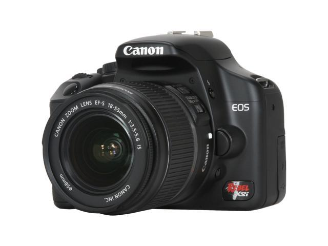 canon eos rebel xsi 12 20 mp digital slr camera w ef s 18 55mm f 3 5 rh newegg com canon eos rebel xs manual canon eos rebel xti user manual