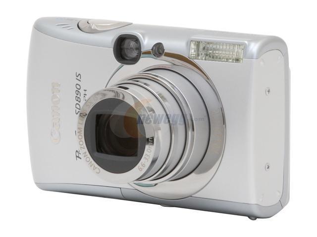 canon powershot sd890 is silver 10 mp 5x optical zoom digital camera rh newegg com canon powershot sd890 is user manual