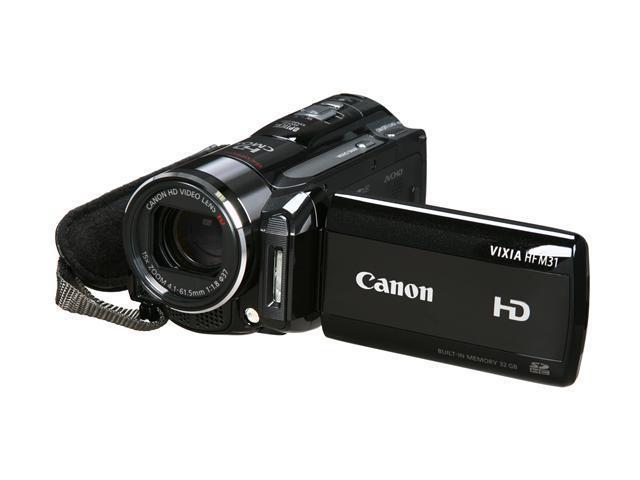 canon vixia hf m31 hd 1 4 cmos 2 7 211k touch lcd 15x optical zoom rh newegg com Canon VIXIA HF R20 Canon VIXIA HF M30