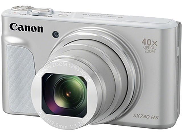 c6ce9864c Canon SX730 HS 20,3 MP cámara Digital, plateado - Newegg.com