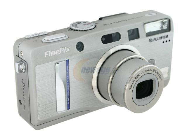 fujifilm finepix f700 silver 6 2 mp 3x optical zoom digital camera rh newegg com Fujifilm FinePix Camera Fujifilm Digital Camera Owners Manual