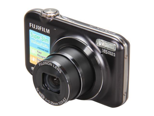 fujifilm finepix jx400 black 16 mp 5x optical zoom digital camera rh newegg com Fujifilm FinePix S4500 Fujifilm FinePix S-Series
